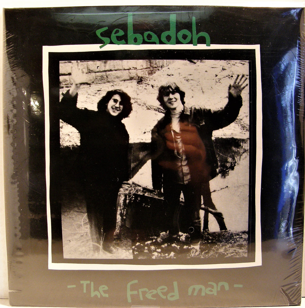 SEBADOH  THE FREED MAN BRITISH 2007
