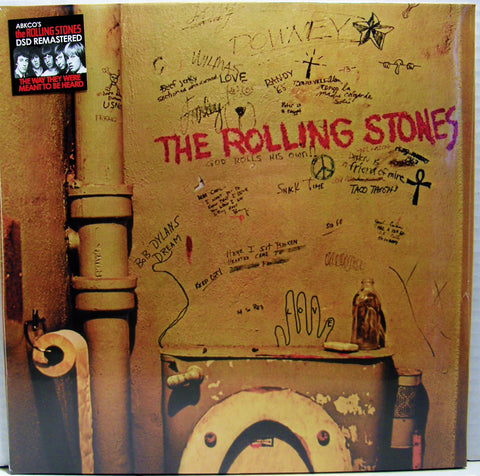 ROLLING STONES BEGGARS BANQUENT