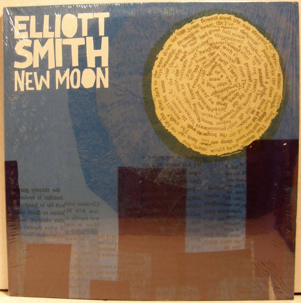 ELLIOTT SMITH   NEW MOON