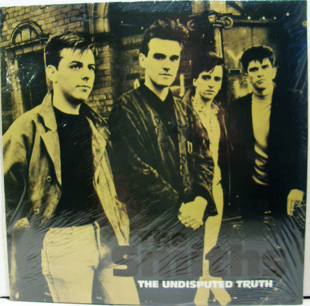 SMITHS  THE UNDISPUTED TRUTH