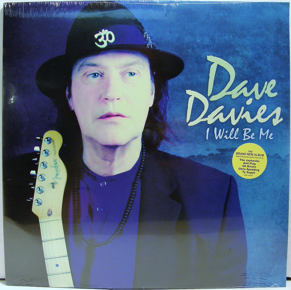 KINKS  DAVE DAVIES  I WILL BE ME