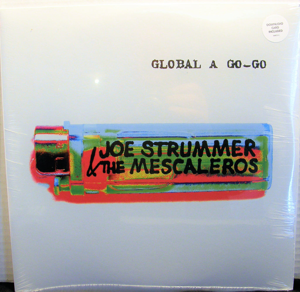 JOE STRUMMER & THE MESCALEROS GLOBAL A GO-GO