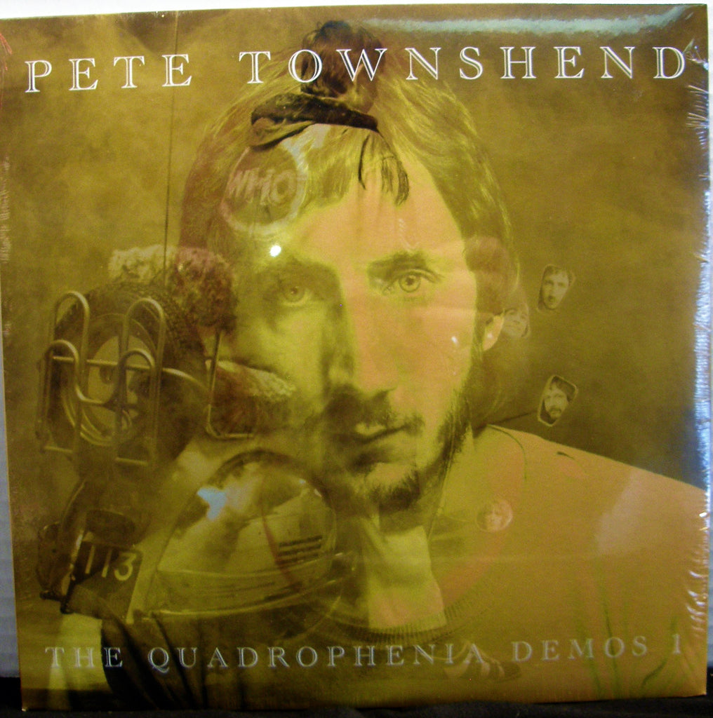WHO PETE TOWNSHEND QUADROPHENIA DEMOS VOL 1