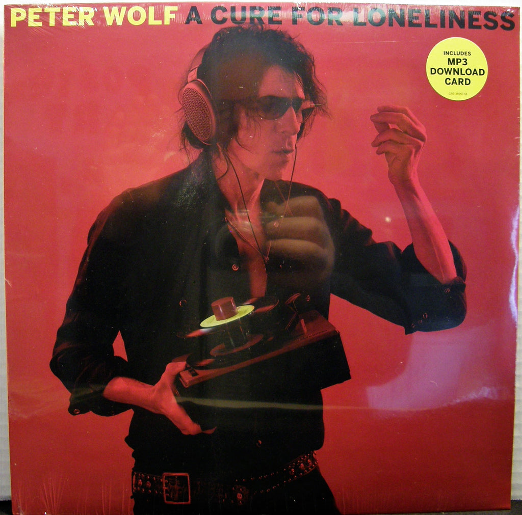 PETER WOLF A CURE FOR LONELINESS