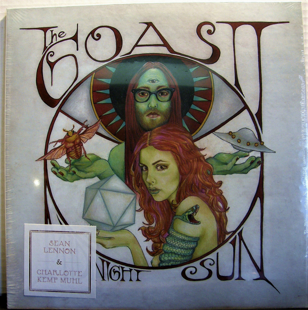 SEAN LENNON  THE GHOASST  MIDNIGHT SUN