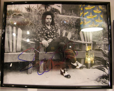 SHUGGIE OTIS   SIGNED PHOTO