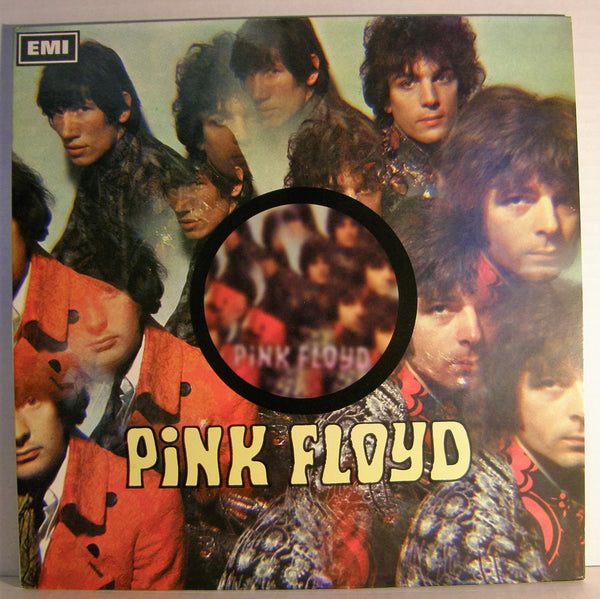 pink floyd piper at the gates of dawn mono 1997 remaster instant karma records. Black Bedroom Furniture Sets. Home Design Ideas
