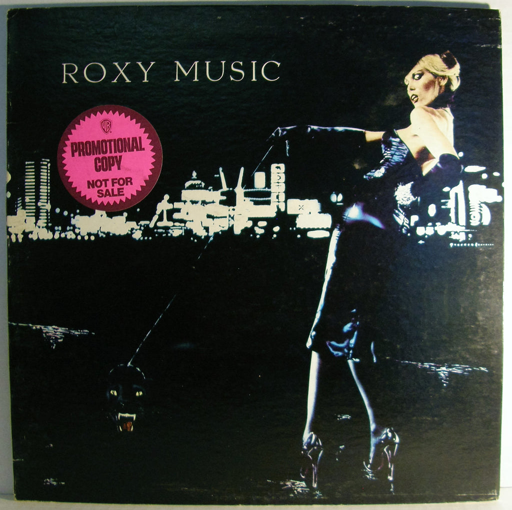 ROXY MUSIC  FOR YOUR PLEASURE  WHITE LABEL PROMO