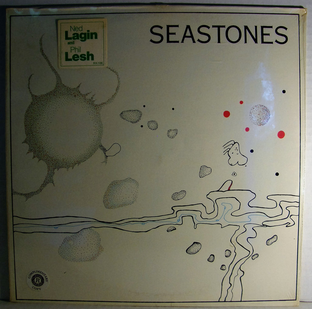SEASTONES  PHIL LESH  SEALED PROMO