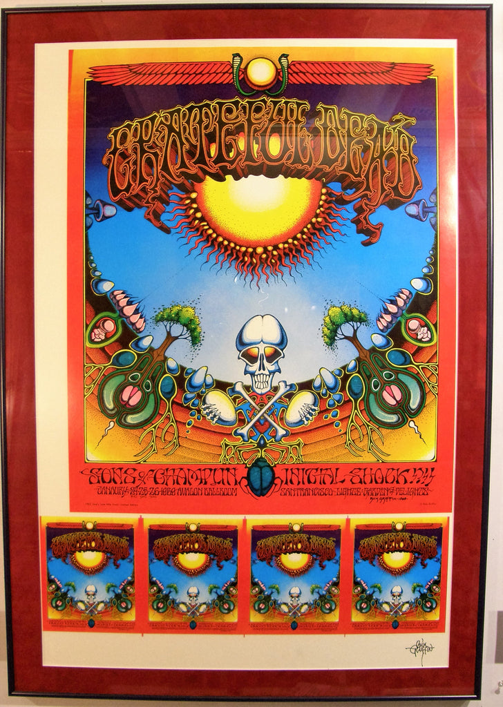 GRATEFUL DEAD AVALON BALLROOM 1969