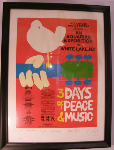 WOODSTOCK  25TH ANNIVERSARY