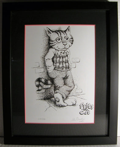 FRITZ THE CAT  LIMITED EDITION   2003