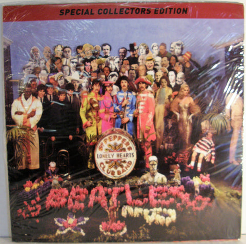 BEATLES S.P.L.H.C.B SPECIAL COLLECTORS EDITION PINK VINYL