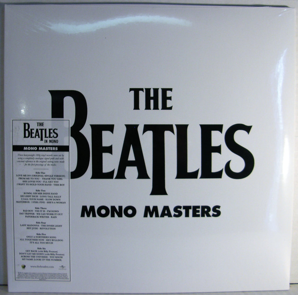 BEATLES  THE MONO MASTERS 2014