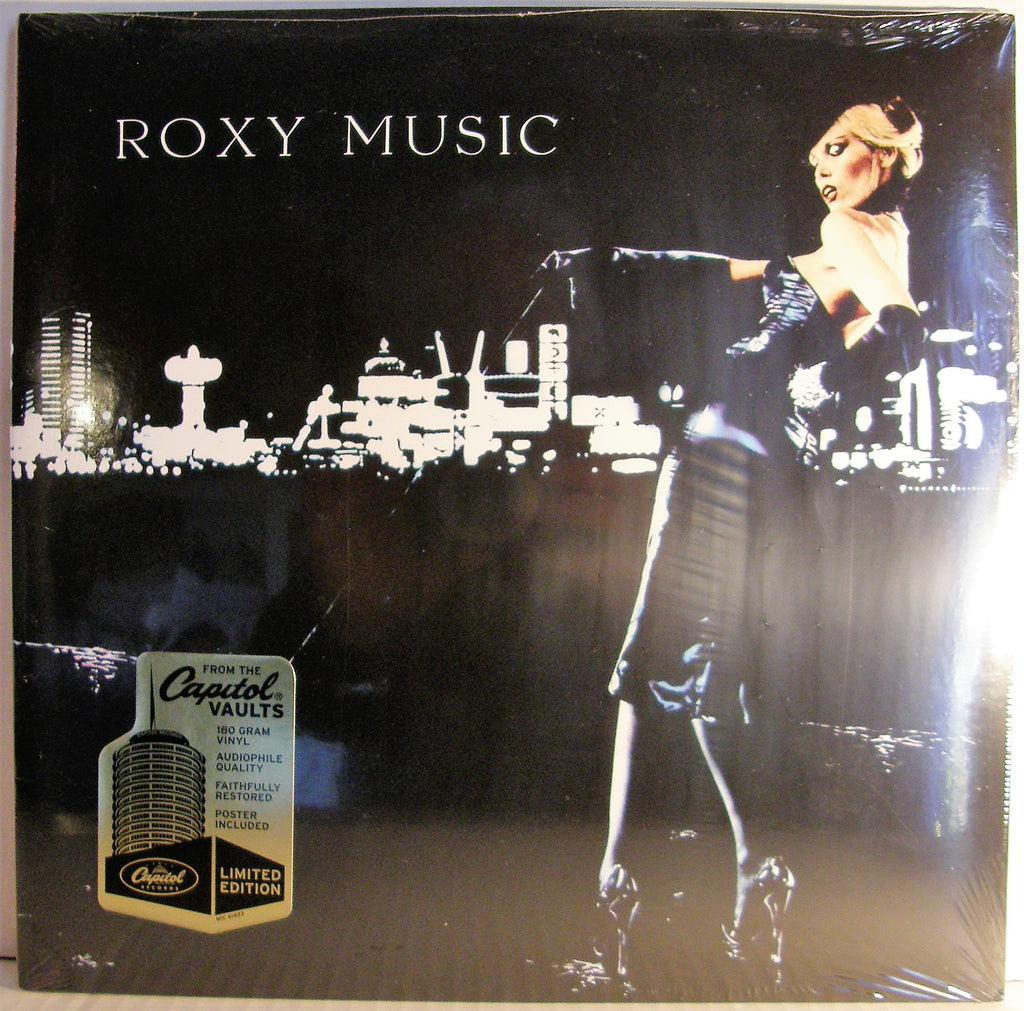 ROXY MUSIC  FOR YOUR PLEASURE