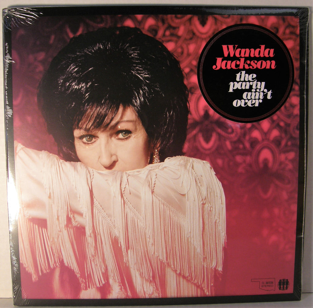 WANDA JACKSON   THE PARTY AIN'T OVER
