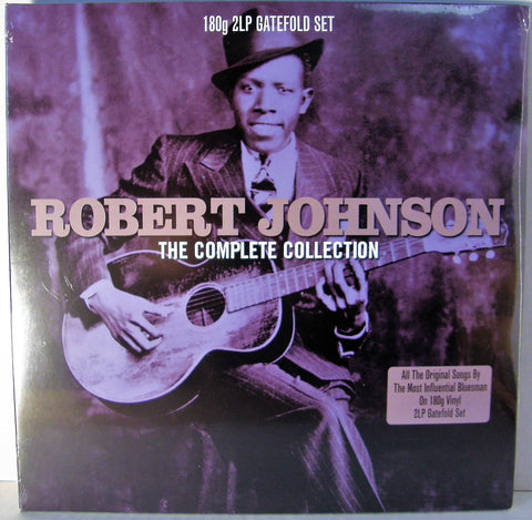 ROBERT JOHNSON  THE COMPLETE COLLECTION
