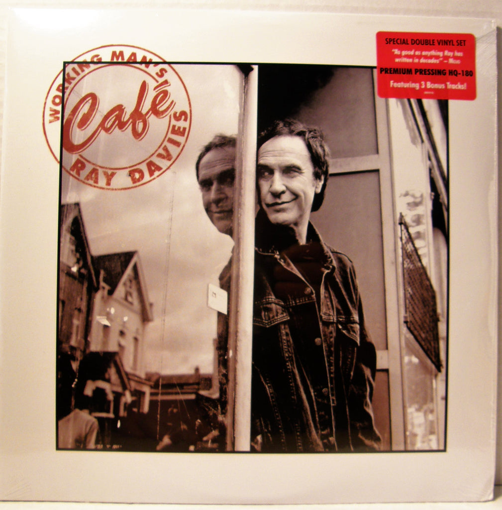 KINKS  RAY DAVIES WORKING MANS CAFE