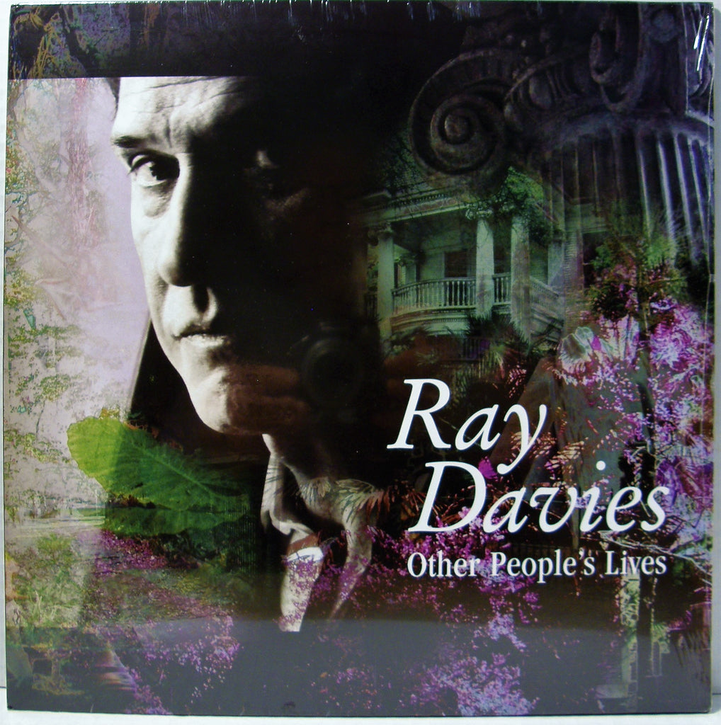 KINKS  RAY DAVIES OTHER PEOPLES LIVES