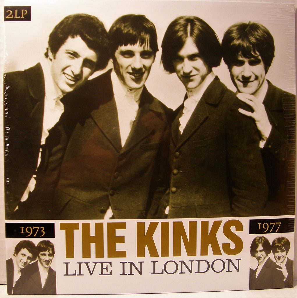 KINKS LIVE IN LONDON 1973-1977