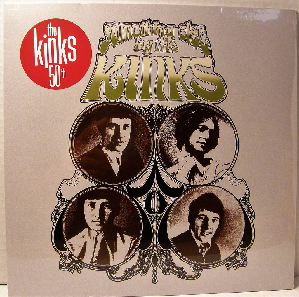 KINKS   SOMETHING ELSE BY THE KINKS  50TH