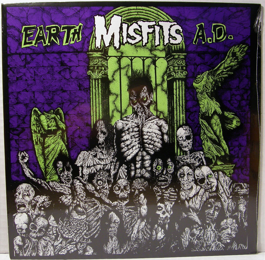 MISFITS  EARTH A.D / WOLFS BLOOD