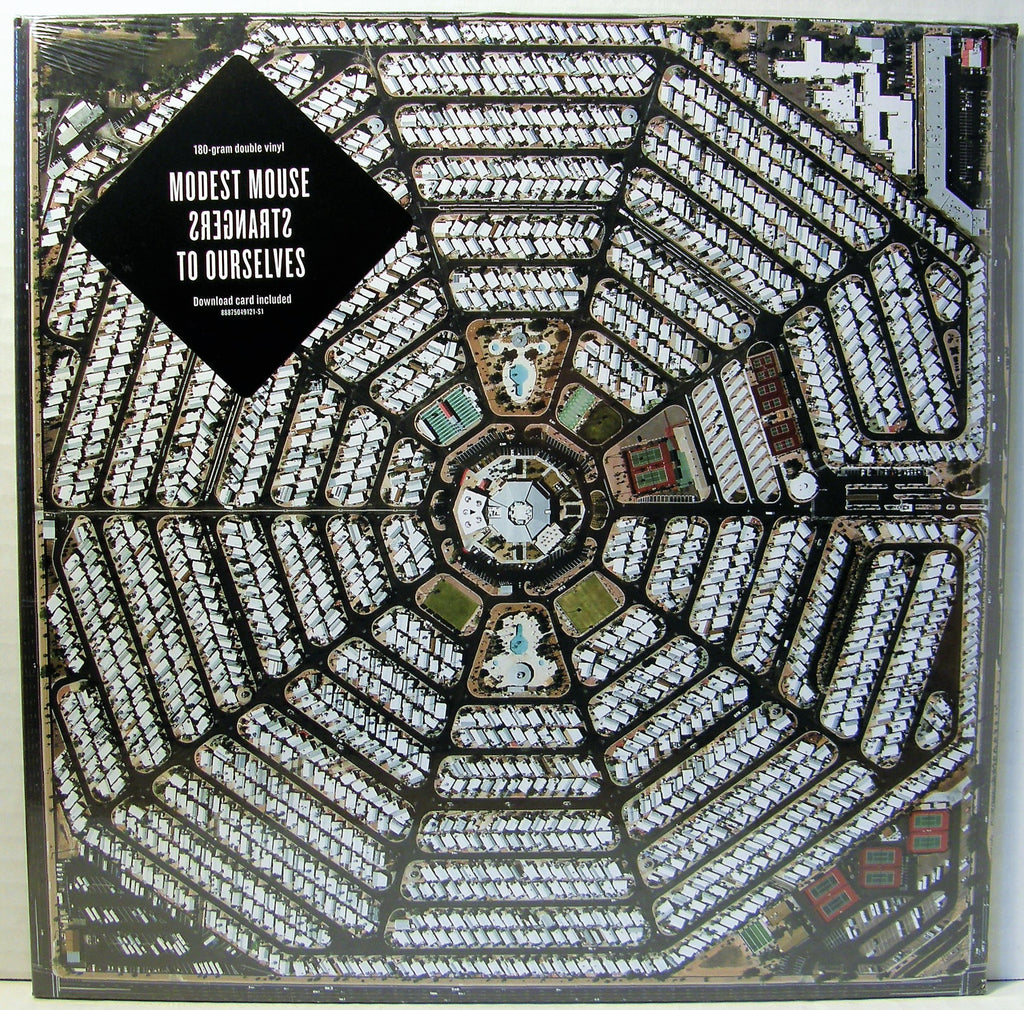 MODEST MOUSE   STRANGERS TO OURSELVES 2015