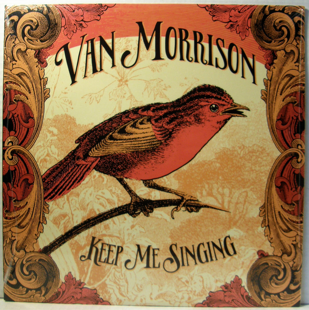 VAN MORRISON  KEEP ME SINGING 2016