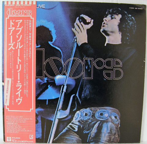 DOORS  ABSOLUTELY LIVE  JAPAN