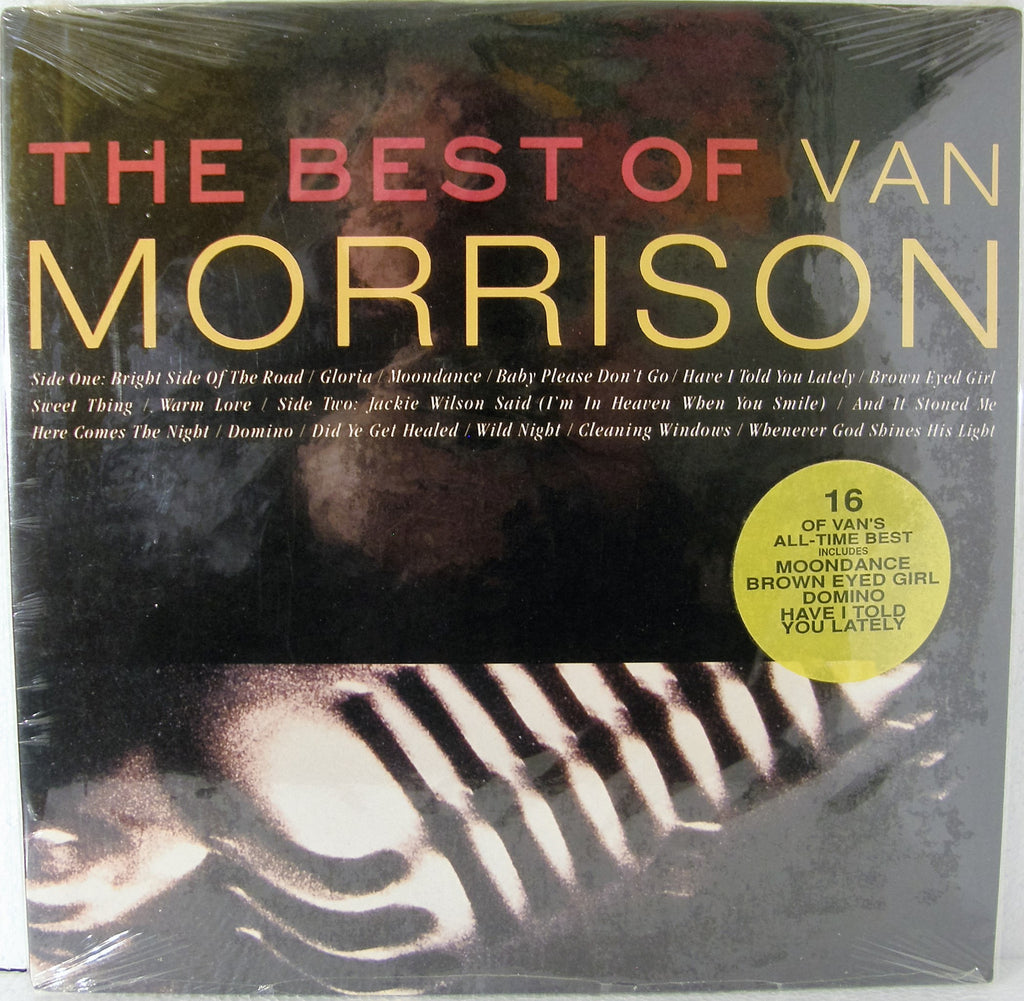 VAN MORRISON  THE BEST OF SEALED