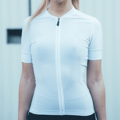FEMALE TECH JERSEY WHITE