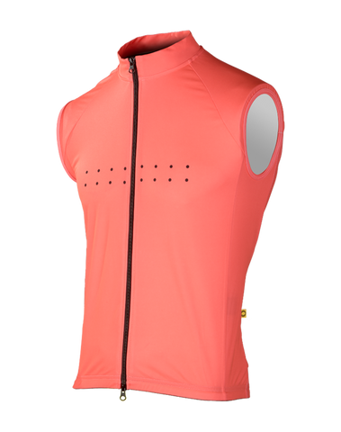AquaDRY / CoreDOT Waterproof Gilet [Watermelon], Vest, The Pedla, CategoryOne