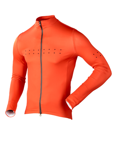 AquaDRY / CoreDOT Waterproof Jacket [Orange], Jacket, The Pedla, CategoryOne