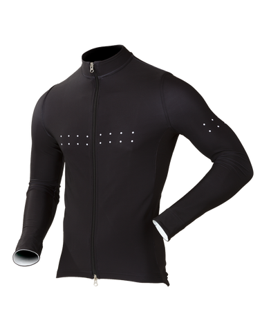 Chill Block / Core DOT L/S Thermal Jacket [Black], Jacket, The Pedla, CategoryOne