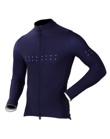 Chill Block / Core DOT / L/S Thermal Jacket [Navy], Jacket, The Pedla, CategoryOne