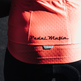 Racing Range Salmon Red Jersey, Jersey, Pedal Mafia, CategoryOne