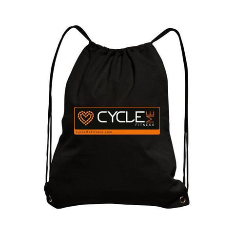 CYCLEme Fitness Drawstring Bag