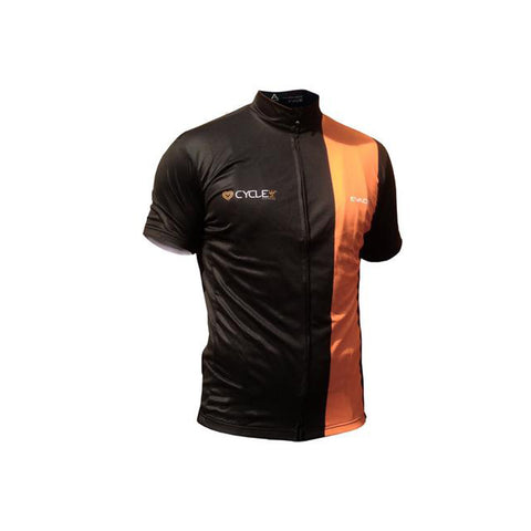 CYCLEme Fitness Race Team Short Sleeve Jersey