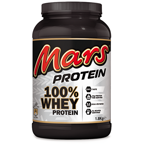 Mars Bar Whey Protein Powder
