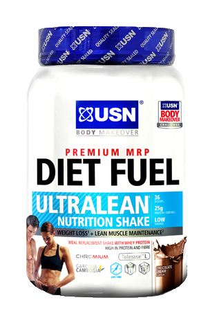 USN Diet Fuel Ultralean Meal Replacement Shake