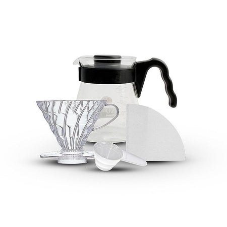Hario V60 Coffee Pour Over Kit - Starter Kit - hero-in coffee