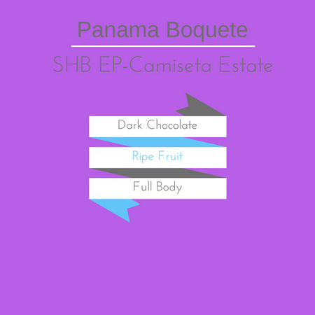 Panama Boquete - SHB EP - Camiseta Estate - hero-in coffee