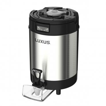 Fetco Luxus Thermal Coffee Dispenser 1 Gallon - hero-in coffee