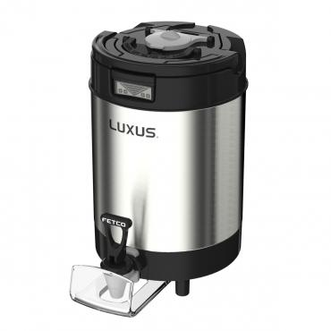 Fetco Luxus Thermal Coffee Dispenser - hero-in coffee