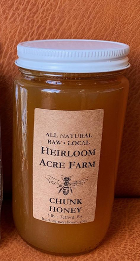 Heirloom Acres Honey - 8oz