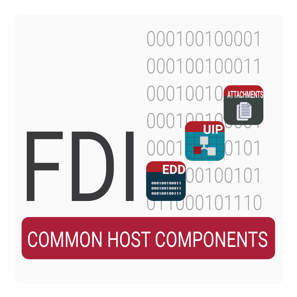 FDI Common Host Components