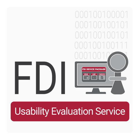 FDI Usability Evaluation Service