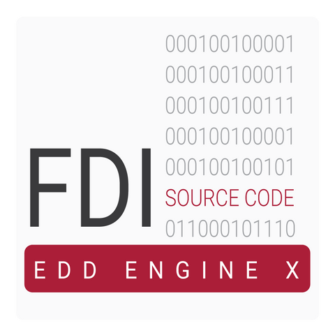 FDI EDD Engine X