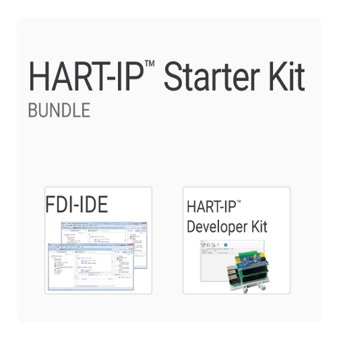 HART-IP Developer Starter Kit (Bundle)
