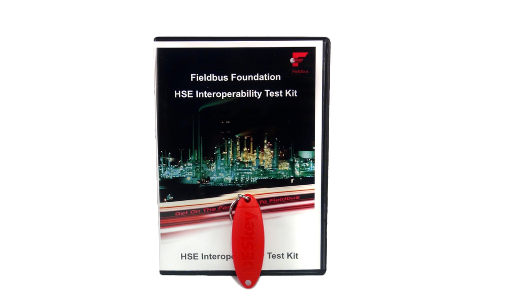 FOUNDATION Fieldbus HSE Interoperability Test Kit